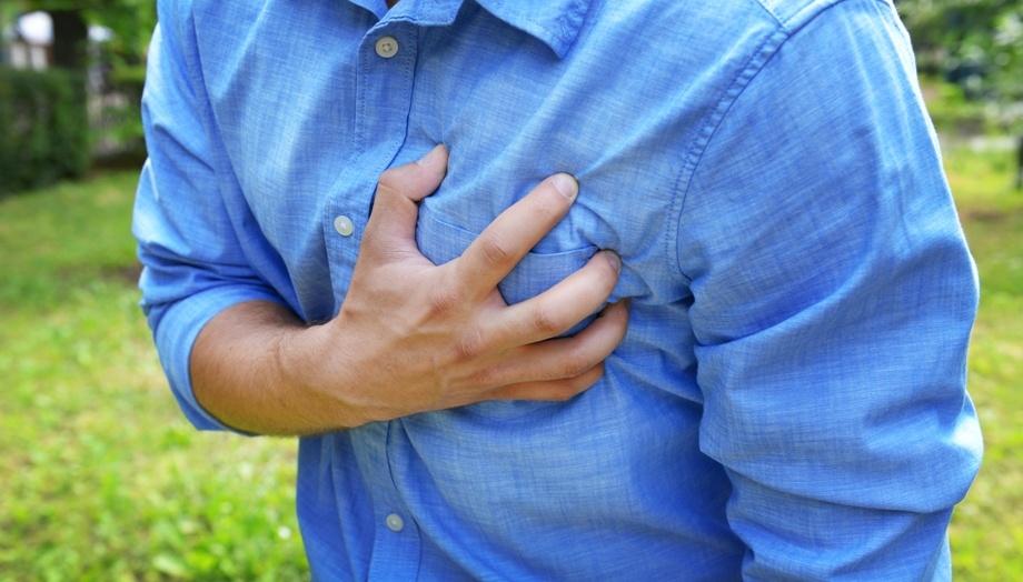 Причина болей в грудной клетке