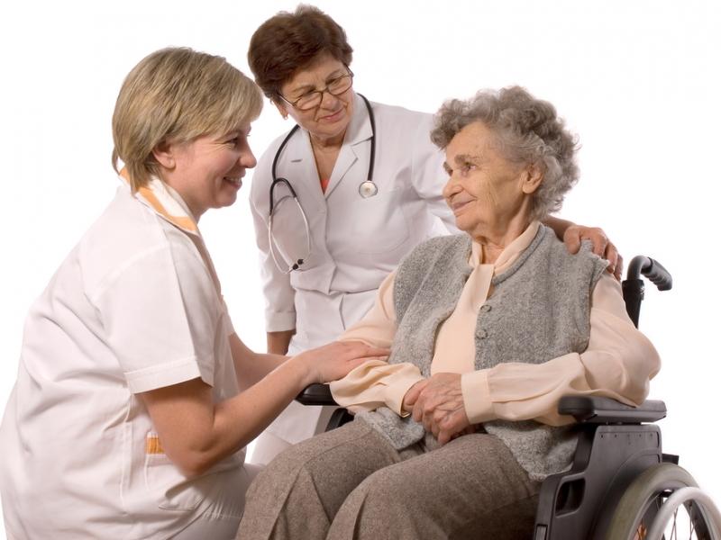 Медицинская помощь инвалидам