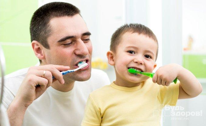 Профилактика заболевания зубов и полости рта.