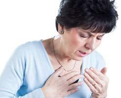 Причины одышки при ходьбе или в покое, при сердечной недостаточности